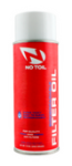 No Toil Air Filter Oil Spray